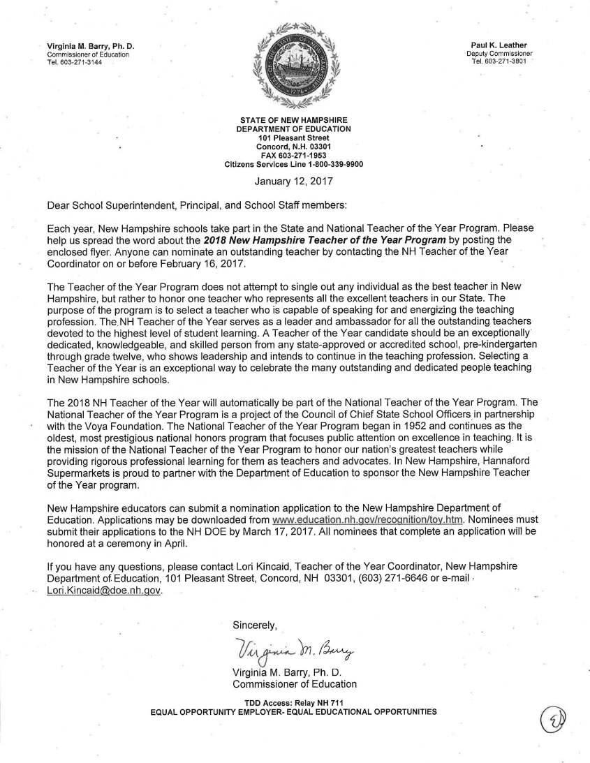 Teacher Retirement Letter   Retirement Letters   LiveCareer